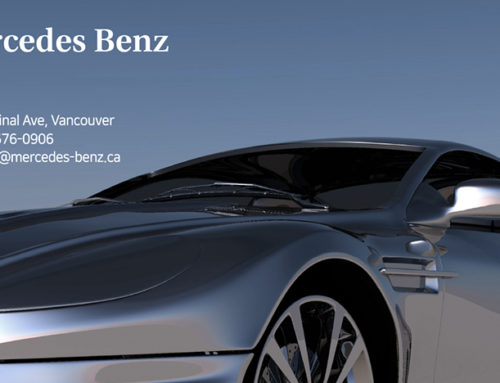 Mercedes Benz / Ted Kim